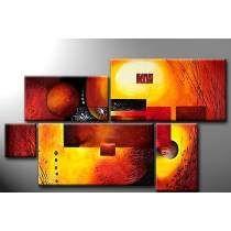 Cuadro Abstracto Moderno Decoarte Monica Grandes Formatos