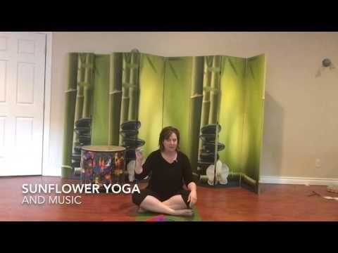 Sunflower Yoga