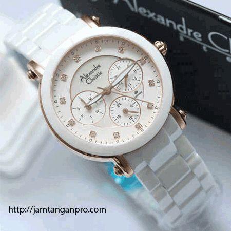 Produk Jam tangan alexandre christie AC2377 gold ceramic. Jika anda tengah mencari jam tangan dengan penampilan yang elegan, formal, dan anggun dengan Material yang berkualitas, model yang update, teknologi juga terus berkembang.