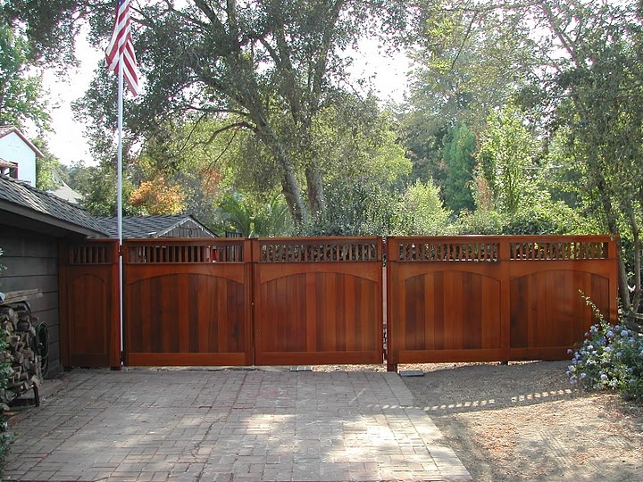 162 Best Images About Cedar Fence On Pinterest