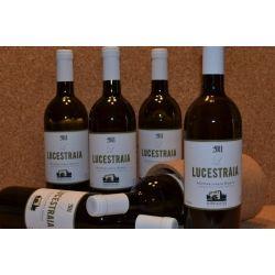 """LUCESTRAIA 2011 - Montescudaio Bianco DOC """"Antica Fattoria SORBAIANO"""""""