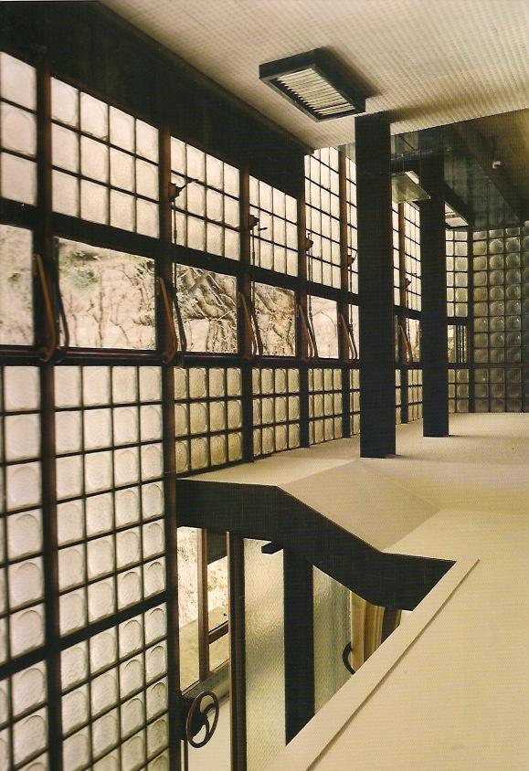 pierre chareau la maison de verre circa 1927 residential. Black Bedroom Furniture Sets. Home Design Ideas