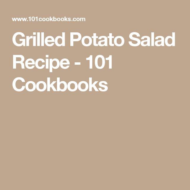 Grilled Potato Salad Recipe - 101 Cookbooks