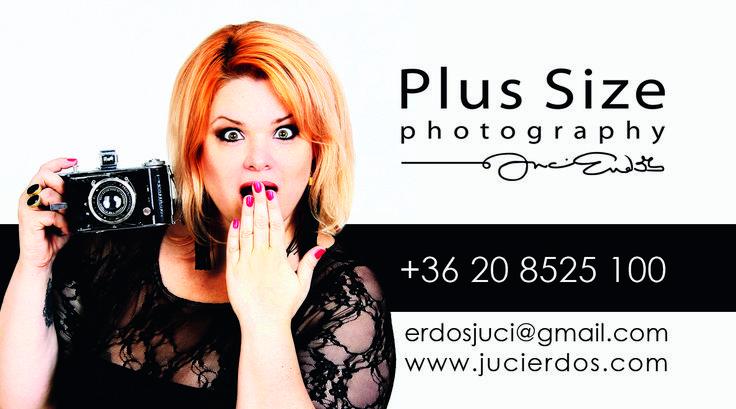 Erdős Juci a Plus Size fotós, aki Plus Size Hölgyeket fotóz :)