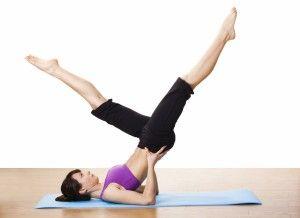 Si quieres un abdomen plano, los #pilates son un #ejercicio magnífico para realizar.
