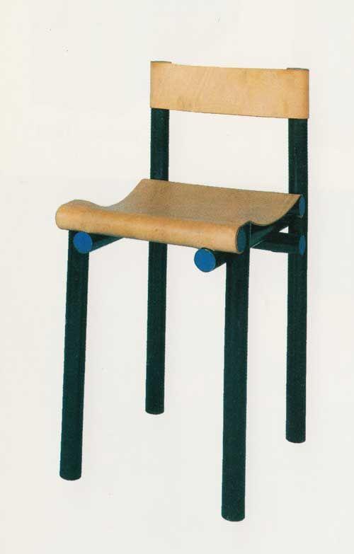 Gerrit Rietveld, Piano Chair