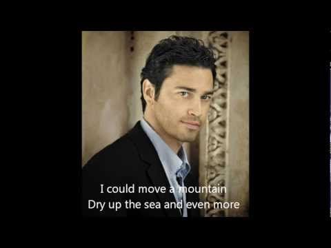 La fine di un addio (The end of a goodbye) - Mario Frangoulis (English sub)
