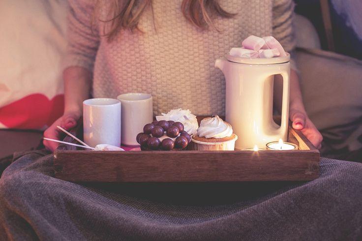 *Love & tralala* Petite idée pour une soirée cocooning en amoureux