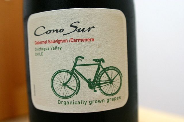Cono Sur Cabernet Sauvignon/Carmenere 1