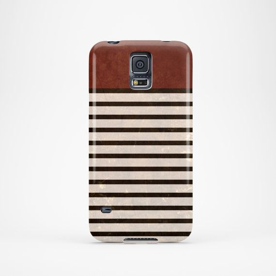 Stripe Samsung galaxy s5 case Stripe Geometric by OvercaseShop