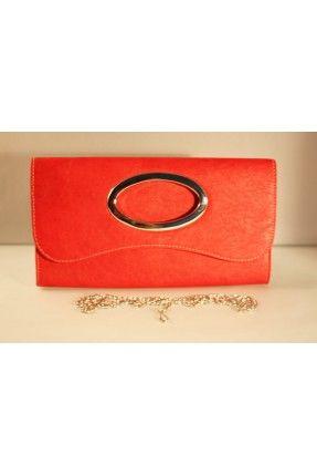 Portföy çanta kırmızı