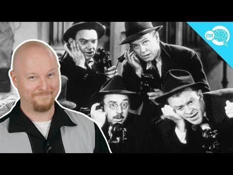 This Is Why Americans In Old Black And White Movies Talked In A Strange Accent | GaaaaaAAAAAAAASSSSPPP. COOOOOOOL!