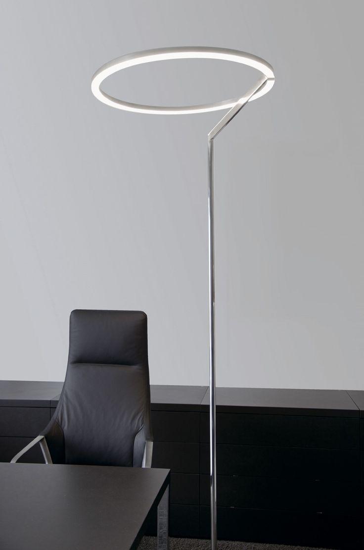 INSOSPESO FLOOR   SATTLER   Lampe, Design leuchten, Led