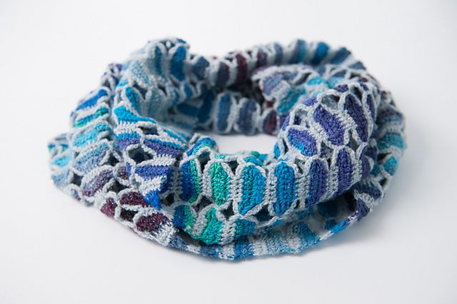 1000+ images about Crocheted scarf patterns on Pinterest Stitches, Ravelry ...