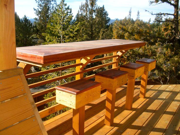 1000 Ideas About Deck Bar On Pinterest Decks Outdoor