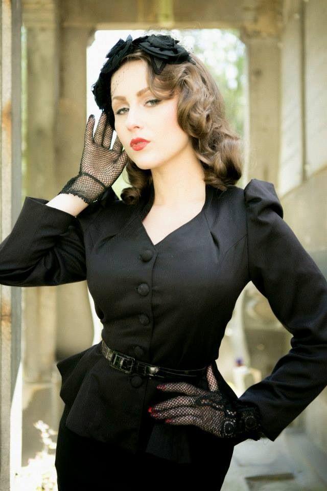 1940 style