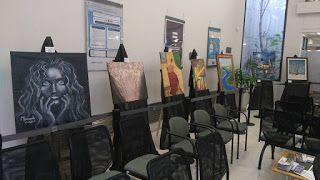 """Del blog Amor al Arte: Muestra en Banco Credicoop! Del 11 de octubre al 7 de diciembre en Av. Rivadavia 2628, CABA. Estaremos exponiendo varios artistas plásticos bajo la dirección y curaduría de la artista Roxana Rignola, a quien agradezco mucho la convocatoria. Se puede visitar de lunes a viernes en horario bancario.  Mi obra participante: """"Explosión de vida"""" #exposicióndearte #expo #arte #art #artesplásticas #artesvisuales #artesvisuais #visualarts #pintura #pittura #painting #peinture"""