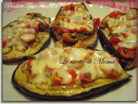 Melanzane al forno | Pizzette di melanzane