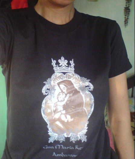 Maria cave kerep tees by amber