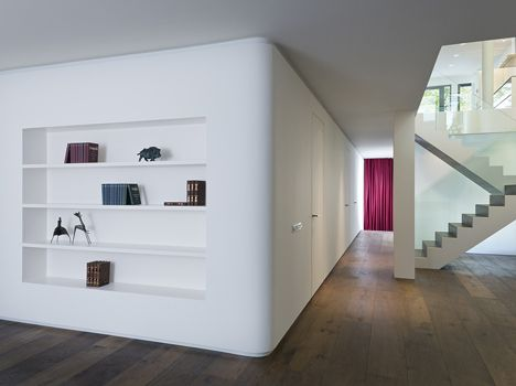 Markthuis by Barcode Architects  rounded edges love it