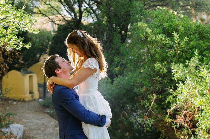 Bride and groom live their fairytale #wedding #photos #weddingingreece #mythosweddings #kefalonia