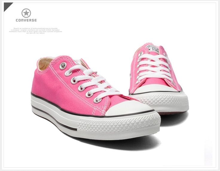 Original Converse sneakers from AliExpress? Don't know...but they look good!
