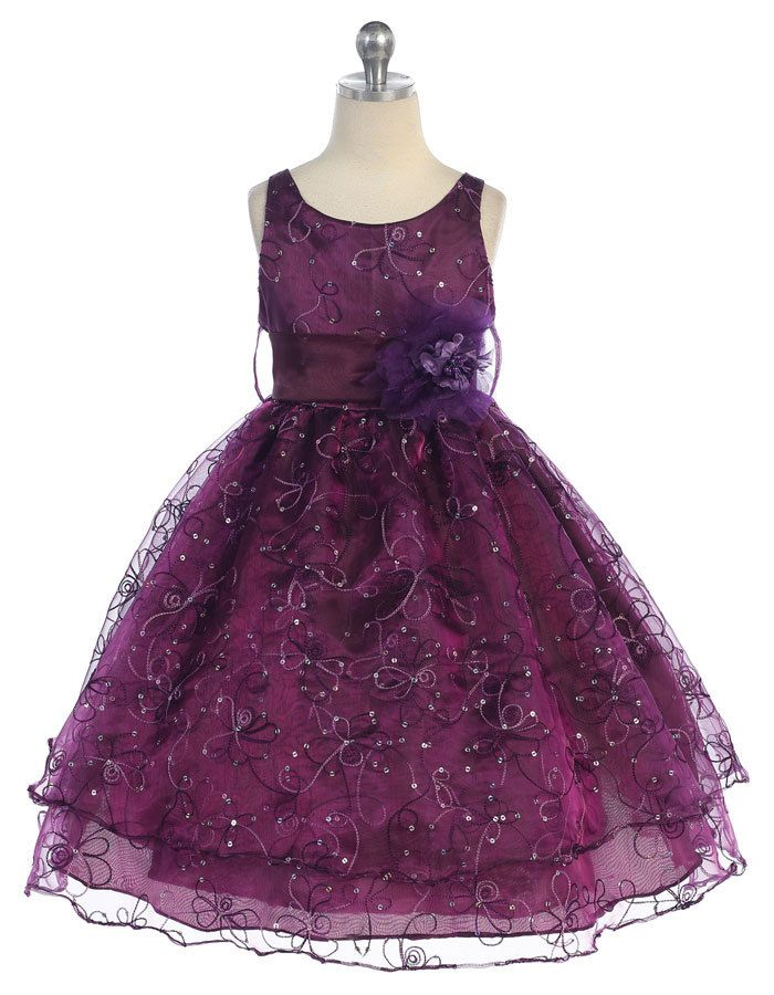 colored+dresses+for+teenage+girls | Children's Fall, Winter, Christmas girls dresses.