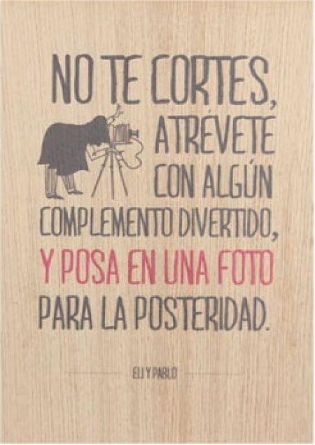 Instrucciones - Photocall: