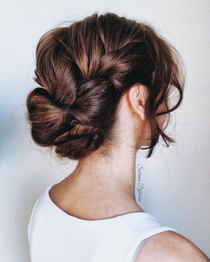 Gorgeous half up half down wedding hairstyle ideas ...
