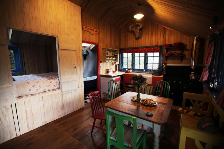 Upscale Bothy as seen on George Clarke's Amazing Spaces