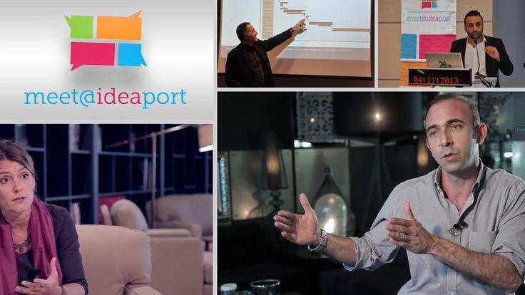 Yenilikçi Fikirlerin Buluşma Noktası: İdeaport #meet@ideaport
