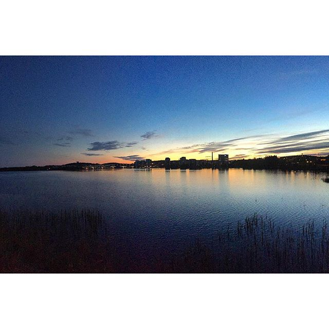 We're doing trainings and consultations around Finland. Can you guess which city this is? It starts with J...