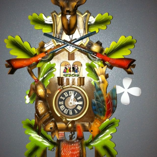 130 Best Images About Coo Coo Clocks On Pinterest