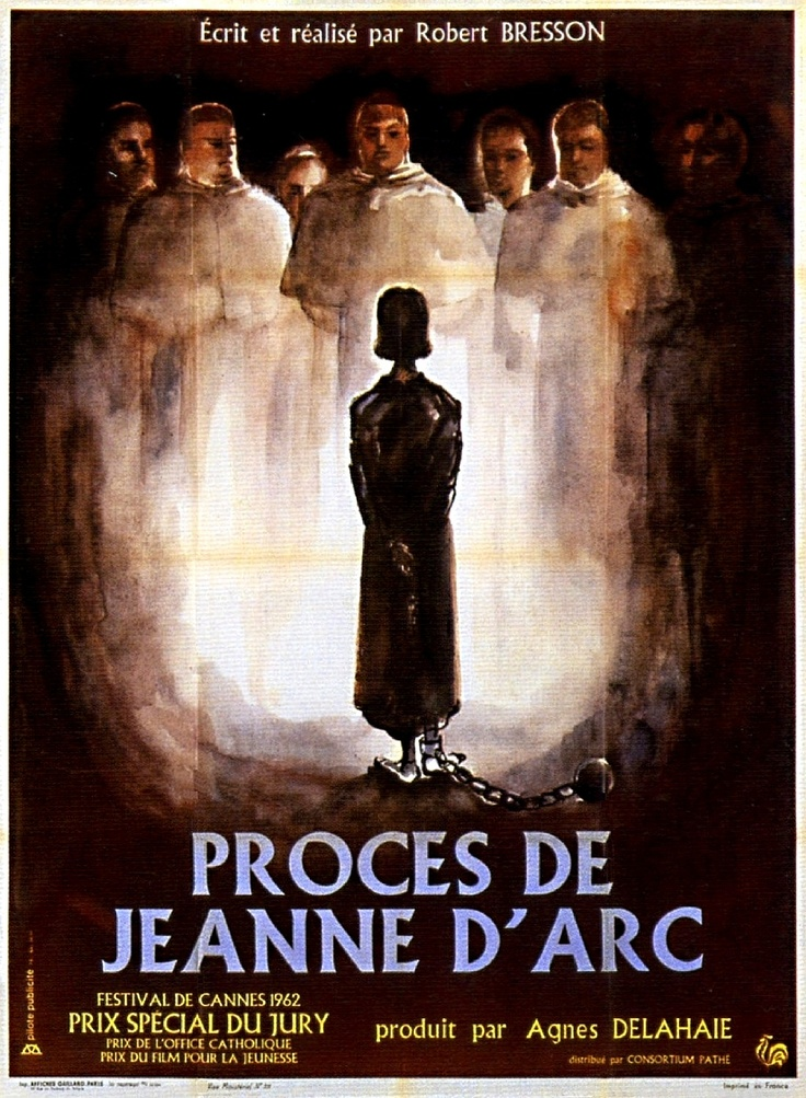 The Trial of Joan of Arc [Procès de Jeanne d'Arc] (1962)