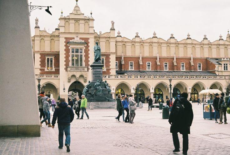 travel diary: kraków
