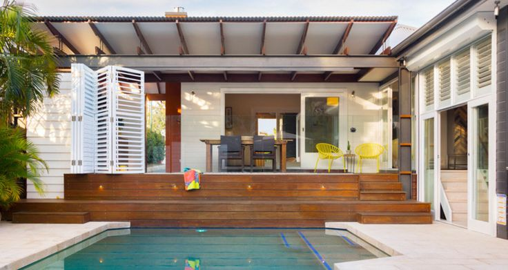 Interior Design Love :: MANLY VALE BUSH HOUSE by Michelle Walker Architects