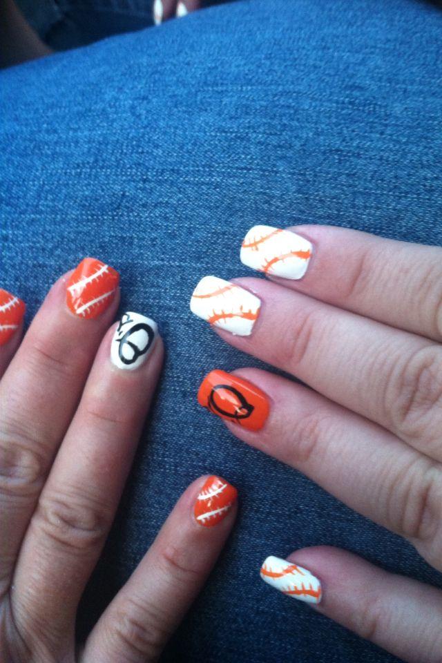 Baltimore Orioles Nails