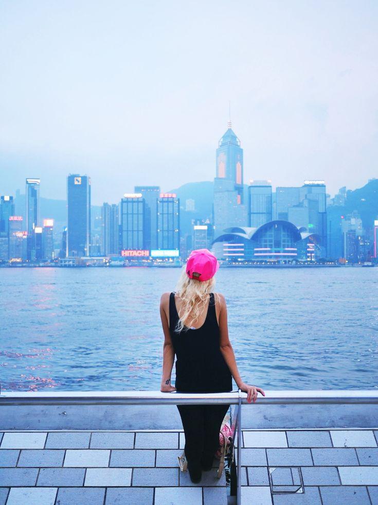 Avenue of Stars (星光大道), Hong Kong.