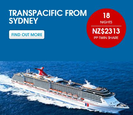 Get an amazing Cheap Cruises holidays package to its client at affordable budget in Auckland from Lets Cruise Ltd.