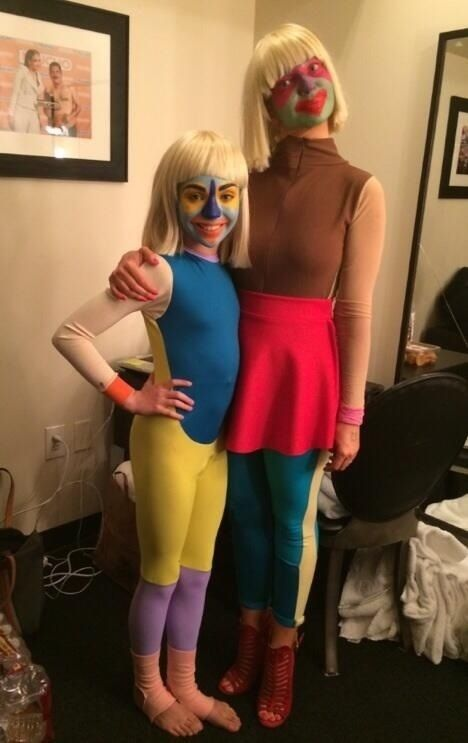 sia and maddie relationship