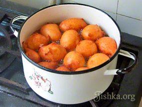 Творожные пончики за 10 минут - Пошаговые рецепты с фото