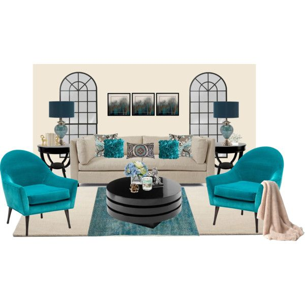 Living room decor pinterest turquoise living room sets