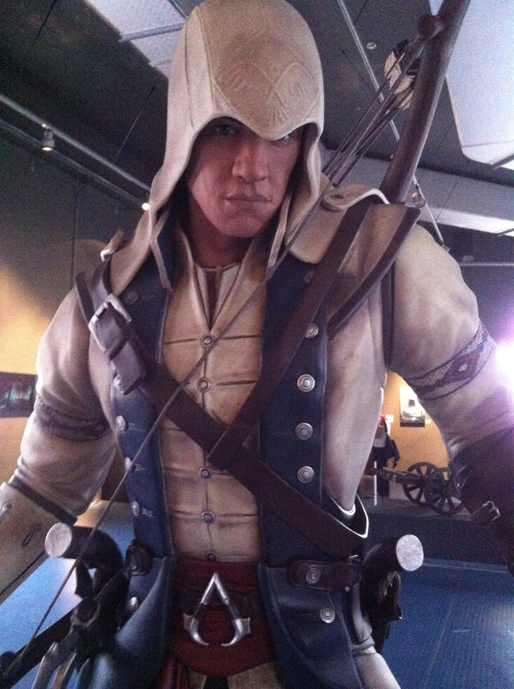 Assassin's Creed - Historical and Science Museum - Milan