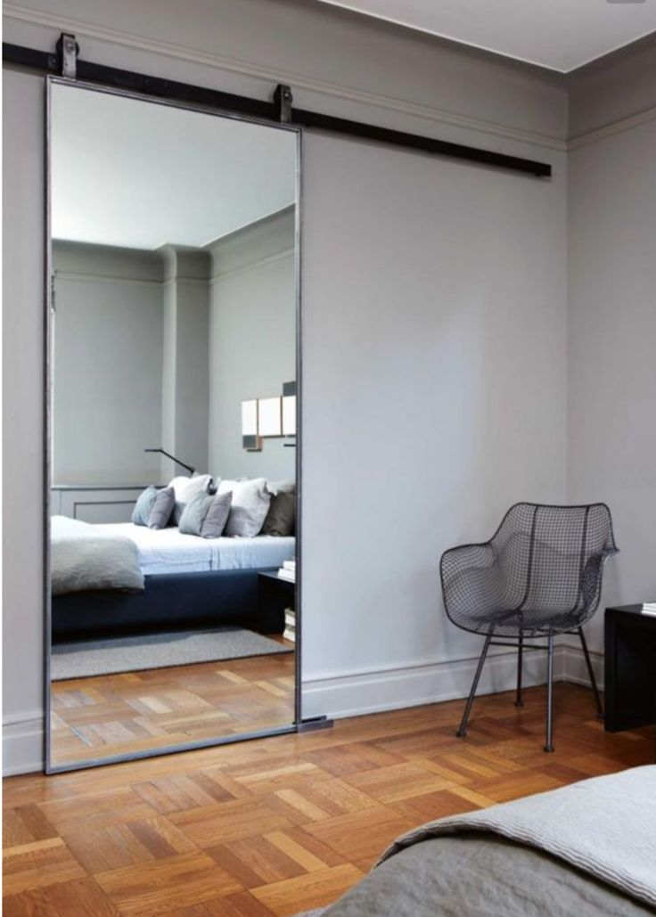 Bedroom Decor With Mirrors stunning bedroom wall mirrors contemporary - house design interior