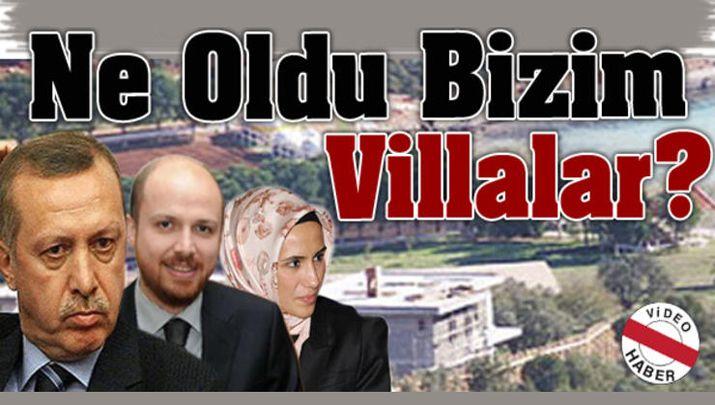 Biliyor muydun ? /// Recep Tayyip Erdoğan ve Sümeyye Erdoğan'ın Ses Kaydını Cemaat mi Sızdırdı? Ne oldu bizim villalar?