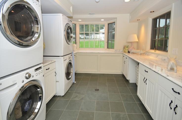 Large laundry room laundry rooms pinterest the o - Large laundry room ideas ...