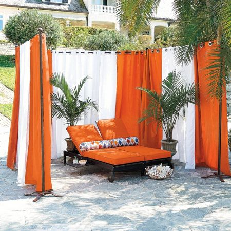 Door Curtains cheap outdoor curtains : 17 best ideas about Outdoor Curtain Rods on Pinterest | Porch ...