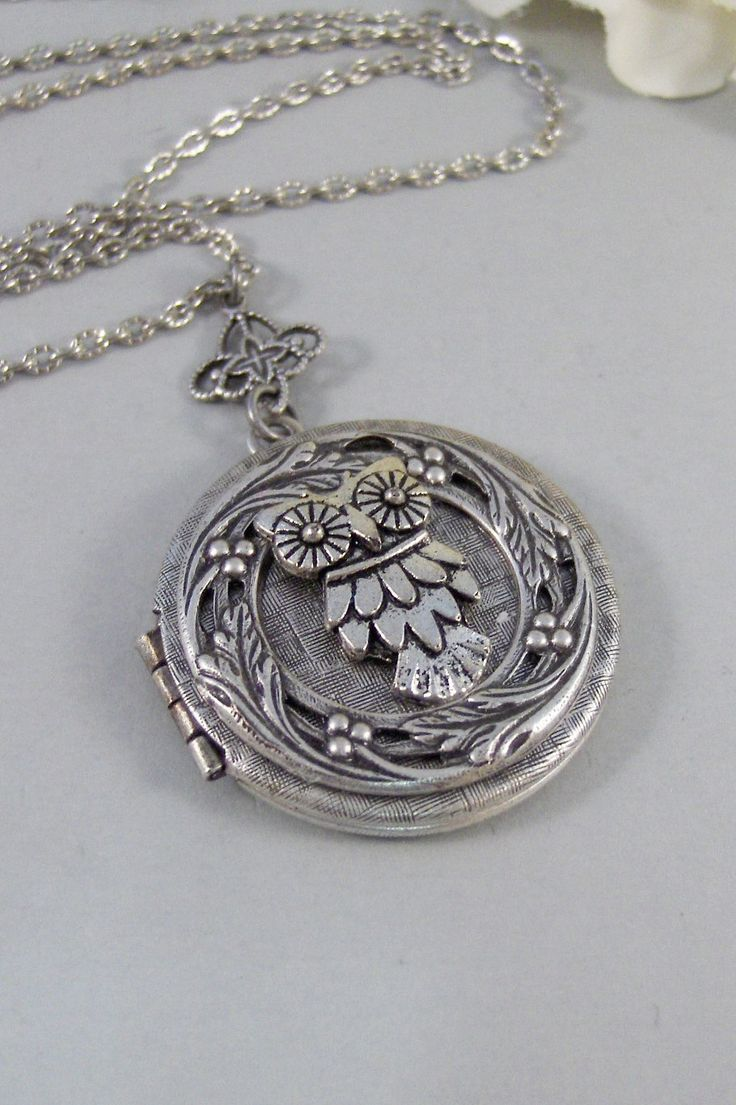 pin fob locket sturdy moon f sons chain star lockets antique watch j