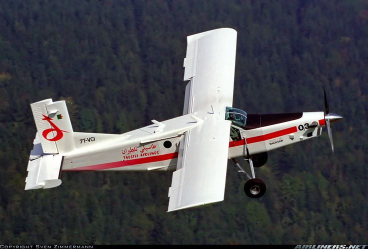 Pilatus PC-6/B2-H4 Turbo Porter aircraft picture