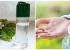 Cómo preparar un desinfectante natural para las manos jabón de áloe vera
